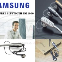 Bluetooth HeadSet Samsung Galaxy S4 - HM1000 ( Dual Phone Connection )