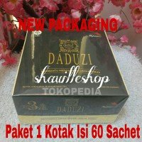 DADUZI Teh Perut Buncit Original Jaco Tv / Herbal Slim Tea Pelangsing