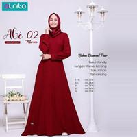 Alnita AGc 02 maroon
