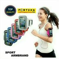 Armband Sport Arm Band Tas Joging Waterproof Case Hp Anti Air