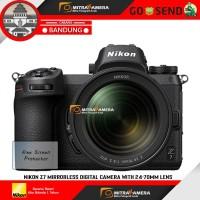 Harga nikon z7 mirrorless digital camera kit 24 70mm | Pembandingharga.com