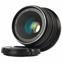 lensa 7artisans 25mm f1.8 for sony e-mount