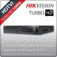 HIKVISION DVR TURBO HD DS-7316HQHI-F4/N