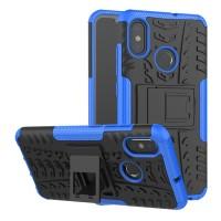 Casing Xiaomi Redmi S2/ MI8 M I8 Rugged Armor Soft Case Cover Standing