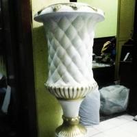 TERMURAH Pot Fiber/Vas Bunga DEKORASI Pernikahan Di Bekasi