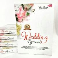 Novel Wedding Agreement