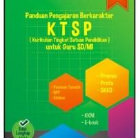 CD RPP KTSP KELAS 6 SD/MI