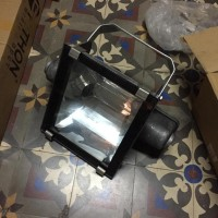 Kap lampu HPIT/ Son T metal case
