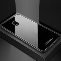 Samsung J5 Pro / J530 Case Luxury Tempered Glass Premium Case