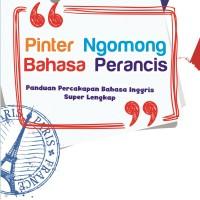 Buku Pinter Ngomong Bahasa Prancis
