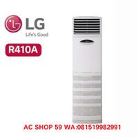 LG AC FLOOR STANDING 5 PK APNQ48GT3E AUTO SWING INVERTER NEW