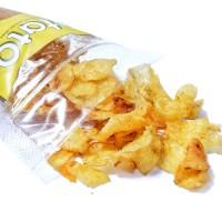 Keripik Kentang Bawang Ebi Size L 250gr - Kripik Snack Kentang Votato