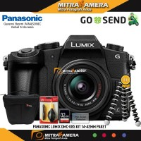 Panasonic Lumix Dmc-G85 Kit 14-42mm Paket