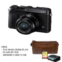 Harga fujifilm x e3 mirrorless digital camera with 23mm f 2 | Pembandingharga.com