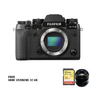 Harga fujifilm x t2 kit 18 55mm lens mirrorless digital | Pembandingharga.com