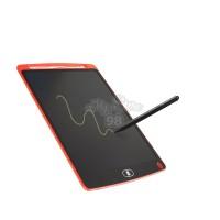 Papan Tulis LCD anak Drawing tablet 10' hapus tulis otomatis