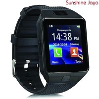 Onix Cognos Smartwatch Dz09 - Gsm Sim Card - Full Hitam - Bysmar249