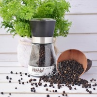 House Of Organix Black Pepper Grinder 60 Gr