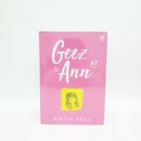 Buku Novel Geez dan Ann #2 - Rintik Sedu