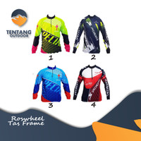 SALE Jersey Sepeda Size XXL MTB SPECIALIZED Roadbike Lengan Panjang