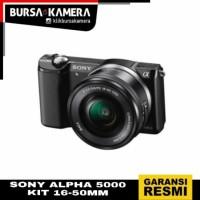 SONY CAMERA A5000 KIT 16-50