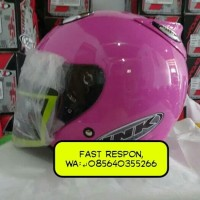 HELM BEST [1] BASIC INK CENTRO [PINK FANTA METALIC]