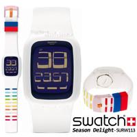 SWATCH ORIGINAL 100% SURW113 SEASON DELIGHT TouchScreen