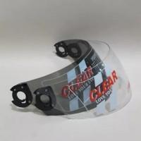 Kaca helm bmc jazz / visor helm bmc jass