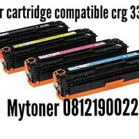 Toner CARTRIDGE COMPATIBLE PRINTER LASER WARNA CANON CRG 331 CRG-331