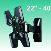 PREMIUM BRACKET LCD LED TV 22''- 40'' OXIMUS Gantungan Rak Besar