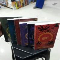 Novel BULAN BUMI BINTANG MATAHARI KOMET CEROS DAN BATOZAR