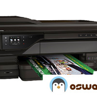 HP OfficeJet 7612 Wide Format All-in-One Printer (A3)