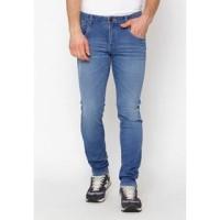 Harga best seller lee cooper men s norris 360 slim fit jeans mid   Hargalu.com