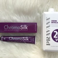 PRAVANA CHROMASILK 7.11 - INTENSE ASH BLONDE