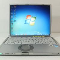 Laptop Murah Panasonic siap kerja lembur dan UNBK.