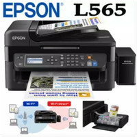 Printer Epson L565 All In One Wireless