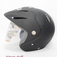 helm ink cx22 replika kw hitam doff murah promo bukan kyt mds