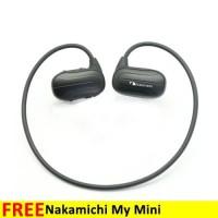 Nakamichi Earphone Sports Mysporty Wireless Bluetooth - Black