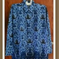 baju Batik korpri ukuran besar (jumbo)