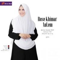 Jilbab Instan Dewasa Terbaru Nibras Rose Khimar