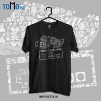 Custom Graphic Tshirt Mario Bros - NEStolgia