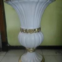 HARGA Vas Bunga/Pot Bunga Fiber DEKORASI PERNIKAHAN Surabaya
