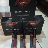 Lipstik matte implora