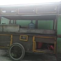 Harga Gerobak Sate Travelbon.com