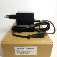 b Adaptor Charger Laptop Asus E202SA E202S E202 19V 1.75A Original t