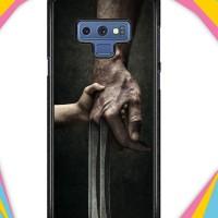 Casing Wolverine 3 Rogan X8050 Hardcase Samsung Galaxy Note 9 Case Cov