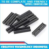Socket / Soket IC 28 Pin