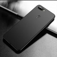 Case Premium Slim Black Matte Oppo Realme 2