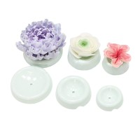 FONDANT DRYING BOWL 6PCS - MANGKOK PENGERING FONDAN - SUGARCRAFT ICING