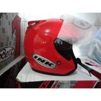 Promo Murah Helm ink centro free stiker warna merah ferari k Limited